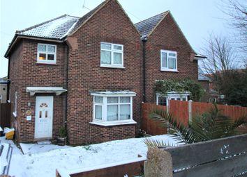 3 bed semi-detached house for sale in Truro Road, Gravesend DA12