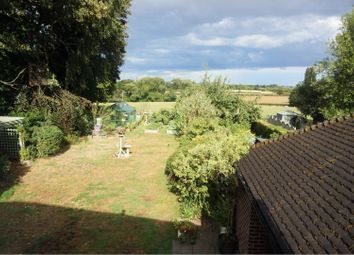 Thumbnail 4 bed detached house for sale in The Square, Marchington, Uttoxeter