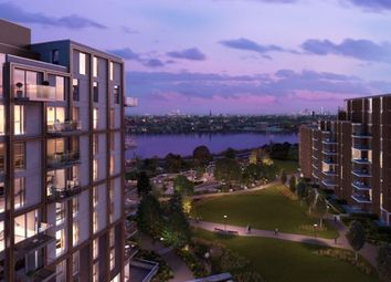 Thumbnail 2 bed flat for sale in Woodberry Down, Finsbury Park