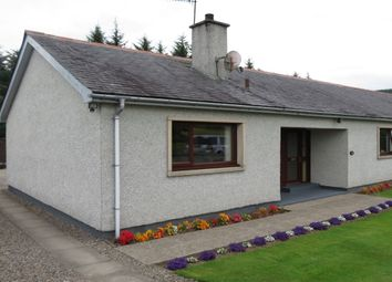 Thumbnail 3 bed bungalow for sale in Glenallachie Cottages, Glenallachie, Aberlour