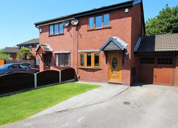 Thumbnail 2 bedroom semi-detached house for sale in The Doultons, Lostock Hall, Preston