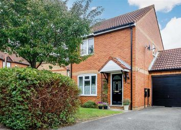 Thumbnail 3 bed detached house for sale in Parsley Close, Walnut Tree, Milton Keynes, Bucks