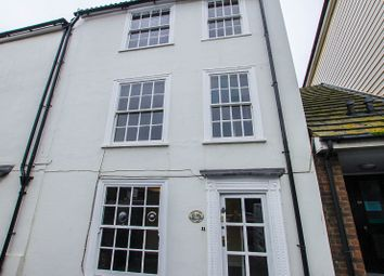 Thumbnail 3 bed terraced house to rent in The Bourne, Hastings, East Sussex. 3Ay.