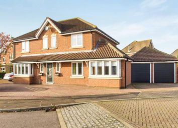 Thumbnail 4 bedroom detached house for sale in Lingmoor, Stukeley Meadows, Huntingdon, Cambs
