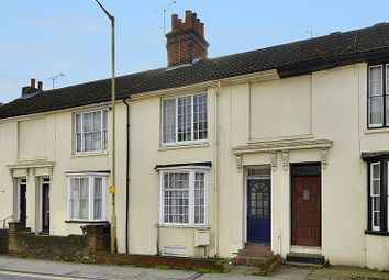 Thumbnail 5 bedroom terraced house for sale in Whitstable Road, Canterbury