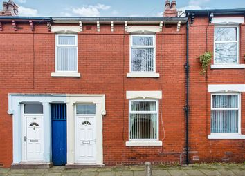 Thumbnail 2 bed terraced house for sale in Stocks Road, Preston