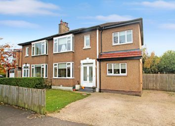 Thumbnail 5 bed semi-detached house for sale in Drumby Crescent, Williamwood, Clarkston