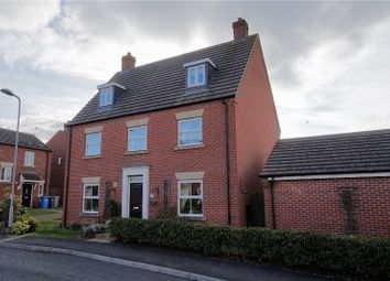 Thumbnail 5 bed detached house to rent in Ironwood Avenue, Kettering