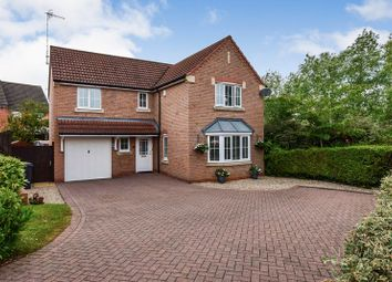 Thumbnail 4 bed detached house for sale in Rempstone Drive, Hasland, Chesterfield