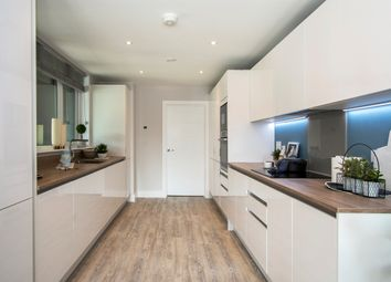 Thumbnail 2 bed flat for sale in West Cliff Road, Bournemouth