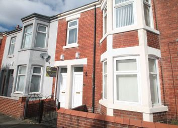 Thumbnail 3 bed flat to rent in King John Terrace, Heaton, Newcastle Upon Tyne