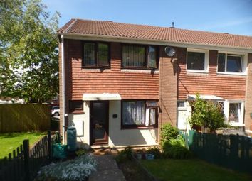 Thumbnail 3 bed end terrace house for sale in Orchard Close, Kewstoke, Weston-Super-Mare