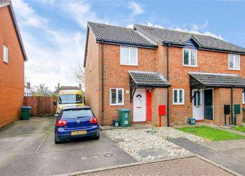 Thumbnail 2 bedroom semi-detached house for sale in Tweedale Close, Mursley, Milton Keynes
