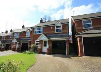 Thumbnail 3 bed detached house to rent in Elvetham Road, Edgbaston, West Midlands