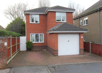 Thumbnail 3 bedroom detached house for sale in Laurel Road, Lowestoft, Suffolk NR33 0Ng