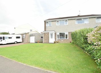 Thumbnail 3 bed semi-detached house for sale in Towyn Way, Tonteg, Pontypridd
