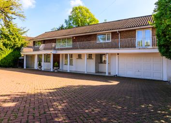 Thumbnail 5 bed detached house for sale in Oakleigh Park North, London