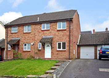 Thumbnail 3 bed semi-detached house to rent in Hillside Park, Westbury