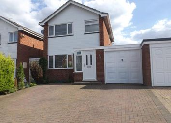 Thumbnail 3 bed link-detached house for sale in Callow Close, Stourport-On-Severn
