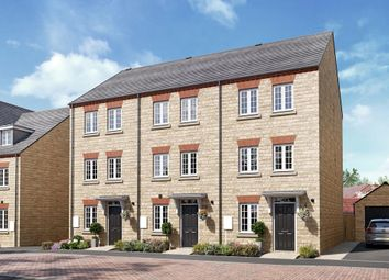 """Thumbnail 4 bedroom terraced house for sale in """"Haversham"""" at Kempton Close, Chesterton, Bicester"""