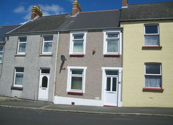 Thumbnail 3 bed terraced house for sale in Albion Street, Milford Haven