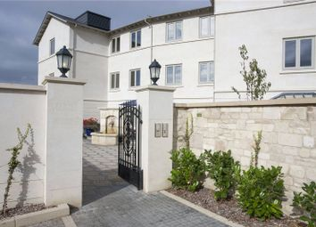 Thumbnail 3 bed flat for sale in Brunel Crescent, The Wharf, Box, Wiltshire
