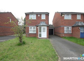 Thumbnail 3 bed link-detached house to rent in Mariner Avenue, Edgbaston