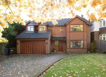 Thumbnail 4 bed detached house for sale in Boultbee Road, Sutton Coldfield