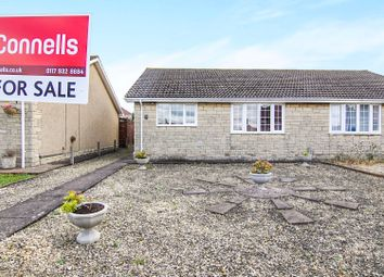 Thumbnail 2 bed semi-detached bungalow for sale in Hanbury Close, Hanham, Bristol