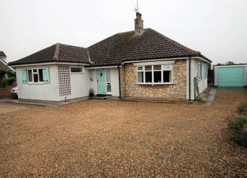 Thumbnail 2 bed detached bungalow for sale in Horsepit Lane, Pinchbeck, Spalding