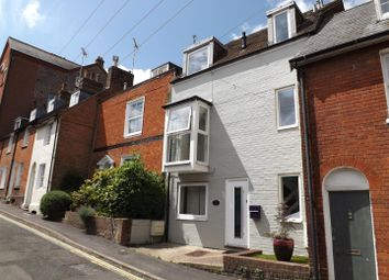 Thumbnail 4 bed terraced house for sale in St. John Street, Lewes