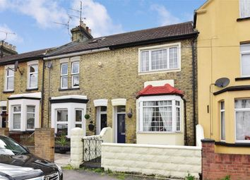 Thumbnail 3 bed terraced house for sale in Stopford Road, Gillingham, Kent