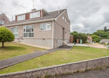 Thumbnail 4 bedroom semi-detached house for sale in Frensham Avenue, Plymouth