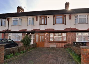 Thumbnail 3 bedroom terraced house for sale in Mitchell Road, Palmers Green