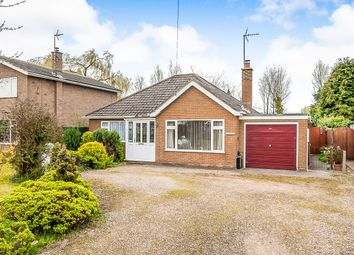 Thumbnail 2 bed detached bungalow for sale in Church Way, Tydd St. Mary, Wisbech