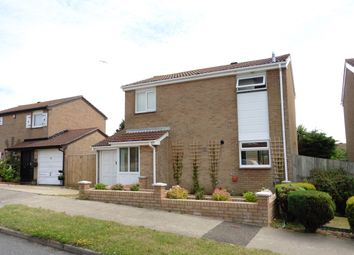 Thumbnail 3 bed detached house to rent in Downs Walk, Peacehaven