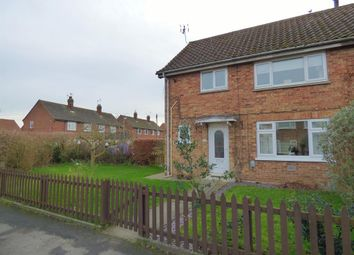 Thumbnail 3 bed semi-detached house for sale in Queensway, Woodmansey, Beverley