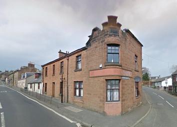 Thumbnail 2 bed flat for sale in Main Street, Ochiltree, Cumnock