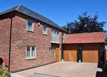 Thumbnail 4 bed detached house for sale in Old Greyhound Close, Aslockton