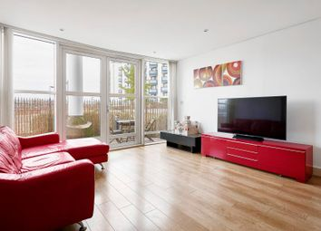 Thumbnail 2 bed flat for sale in Orion Point, Canary Wharf