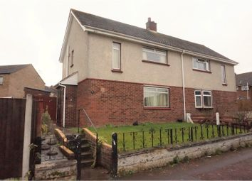Thumbnail 2 bed semi-detached house for sale in Livingstone Gardens, Gravesend