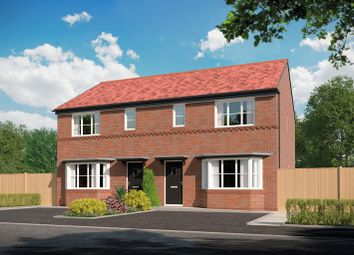 Thumbnail 3 bed semi-detached house for sale in Whiston Lane, Huyton
