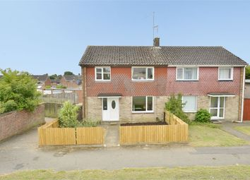 Thumbnail 3 bed semi-detached house for sale in Gunthorpe Place, Corby, Northamptonshire