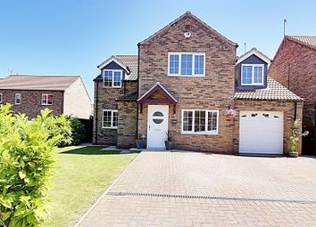 Thumbnail 5 bed detached house for sale in Franklin Way, Barrow-Upon-Humber