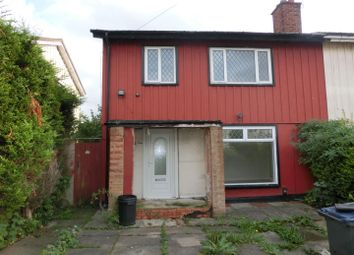 Thumbnail 3 bed semi-detached house for sale in Carnford Road, Sheldon, Birmingham
