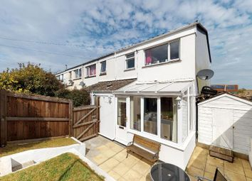 Thumbnail 3 bed end terrace house for sale in Porthia Road, St. Ives