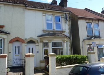 Thumbnail 3 bed end terrace house to rent in Grove Road, Strood, Rochester