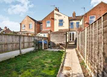 Thumbnail 3 bed terraced house for sale in Gordon Road, Melton Constable