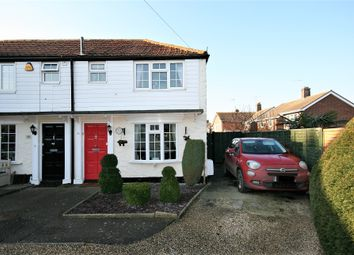 Thumbnail 2 bed cottage for sale in Coopers Hill, Ongar