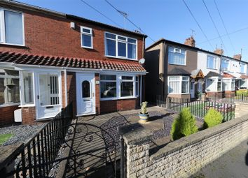 Thumbnail 2 bed end terrace house for sale in Brooklands Road, Hull